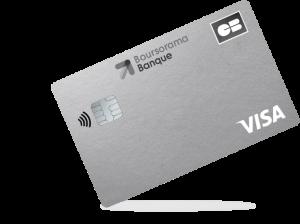carte boursorama banque welcome