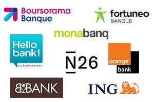 banque en ligne la moins chère